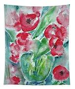 Poppies Celebration Tapestry