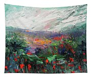 Poppy Dream Tapestry