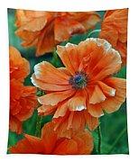 Poppy Fields Tapestry