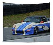 Porsche 651 Tapestry