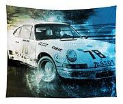 Porsche Carrera Rsr, 1973 - 23 Tapestry