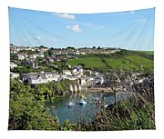 Port Isaac 1 Tapestry