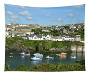 Port Isaac 2 Tapestry
