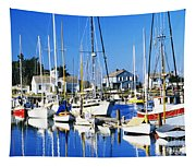 Port Townsend Harbor Tapestry