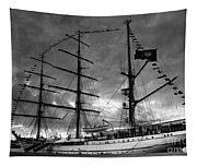 Portuguese Tall Ship Tapestry