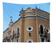 Post Office Guatamala City 6 Tapestry