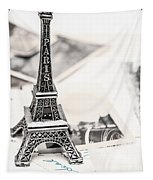 Postcards And Letters From Paris Tapestry