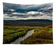 Potomac River Valley - West Virginia Tapestry