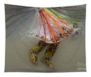 Pow Wow Shawl Dancer 4 Tapestry