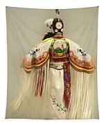 Pow Wow Traditional Dancer 3 Tapestry
