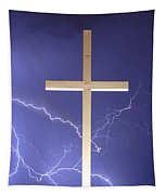 God Power Tapestry