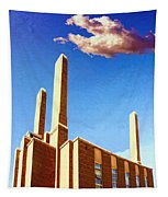 Power Station Tapestry