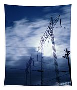 Power Surge Tapestry
