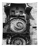 Prague Astronomical Clock 1410 Tapestry