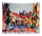 Prague Collection -1 Tapestry
