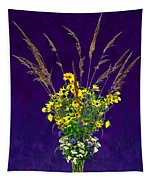 Prairie Bouquet Tapestry