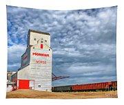 Prairie Cathedral In Morse Saskatchewan   Tapestry