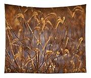 Prairie Grass Blades Tapestry