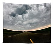 Prairie Storm  Tapestry