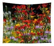 Prairie Wildflowers 2 Tapestry