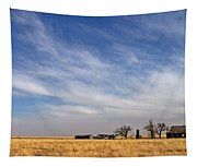Prarie House Tapestry