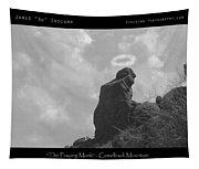 Praying Monk - Arizona - Poster Print Tapestry