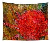 Bloom In Bits Tapestry