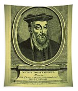 Predictions Of Nostradamus 2 Tapestry