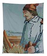 Premier Ancetre Rene Houellet Tapestry