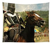 Prepare The Joust Tapestry