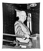 President Harry Truman Tapestry