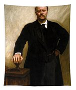 President Theodore Roosevelt Painting Tapestry