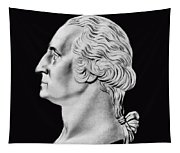 President Washington Bust  Tapestry