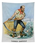 Presidential Campaign, 1880 Tapestry