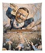 Presidential Campaign, 1904 Tapestry