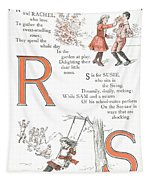 Pretty Name Abc R And S Tapestry