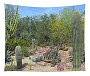 Prickly Pearadise Tapestry