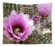 Prickly Petals Tapestry