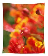 Pride Of Barbados Tapestry