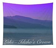 Priest Lake - Idaho's Crown Jewel Tapestry