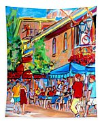 Prince Arthur Street Summer Tapestry