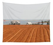 Prince Edward Island Fields 5668 Tapestry