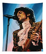 Prince Painting Tapestry
