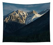 Princess Margaret Mountain Canmore Alberta Canada Tapestry