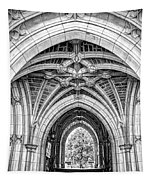 Princeton University Arched Walkway Tapestry