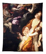 Procaccini's The Ecstasy Of The Magdalen Tapestry