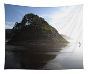 Proposal Rogue Wave Rock - Oregon Coast Tapestry