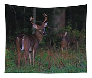 Protective Father Tapestry