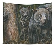 Protective Mother Tapestry
