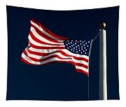 Proudly I Wave Tapestry